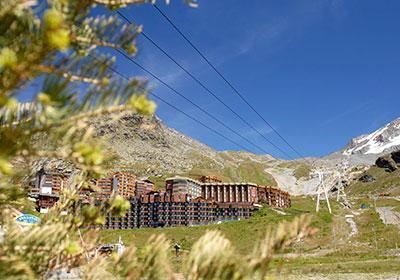 Location au ski Residence Le Tourotel - Val Thorens