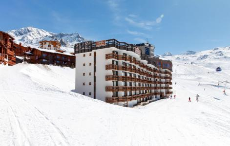Rental Val Thorens : Résidence le Tourotel summer