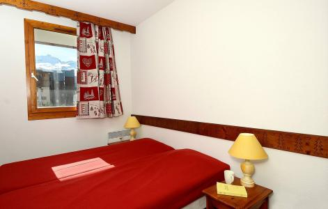 Location au ski Résidence le Valset - Val Thorens - Chambre