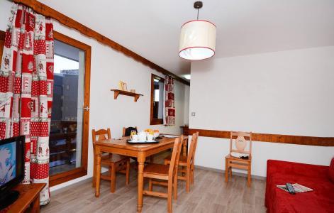 Location au ski Résidence le Valset - Val Thorens - Coin repas