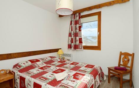 Аренда на лыжном курорте Résidence le Valset - Val Thorens - Двухспальная кровать