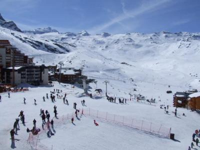 Location au ski Studio cabine 3 personnes (56) - Residence Le Zenith - Val Thorens