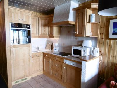 Location au ski Appartement 3 pièces 5 personnes (2) - Residence Les Hauts De Chaviere - Val Thorens - Séjour
