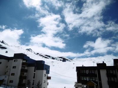 Location au ski Appartement 3 pièces 5 personnes (2) - Residence Les Hauts De Chaviere - Val Thorens - Extérieur hiver