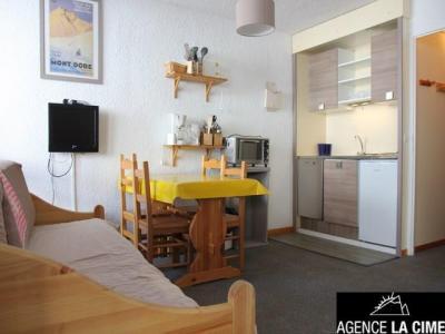 Location au ski Appartement 2 pièces 4 personnes (314) - Residence Les Hauts De La Vanoise - Val Thorens - Canapé