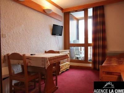 Location 2 personnes Studio 2 personnes (103) - Residence Les Hauts De La Vanoise