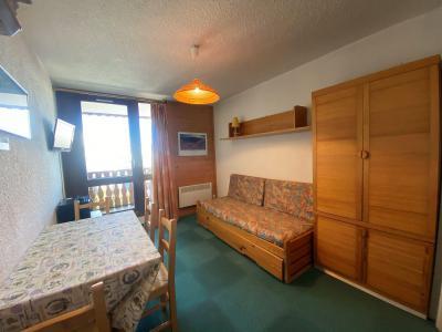 Location au ski Studio 2 personnes (303) - Residence Les Hauts De La Vanoise - Val Thorens - Kitchenette