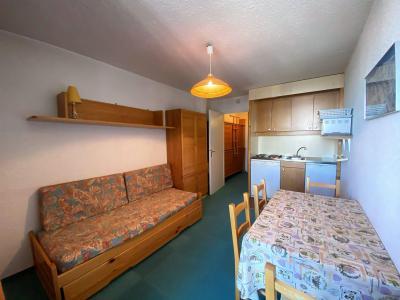 Location au ski Studio 2 personnes (303) - Residence Les Hauts De La Vanoise - Val Thorens - Lavabo