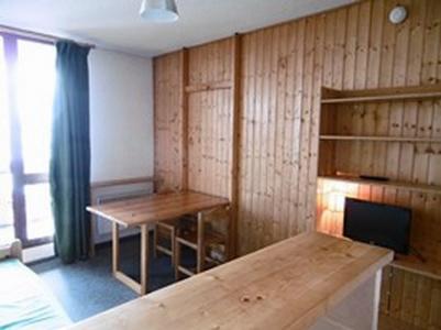 Location au ski Studio 3 personnes (603) - Residence Les Hauts De La Vanoise - Val Thorens - Kitchenette