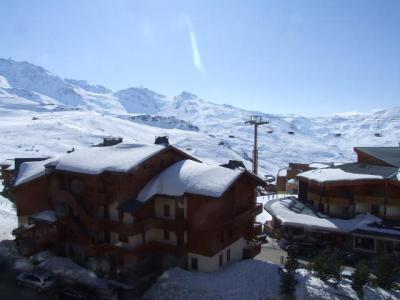 Location au ski Studio 2 personnes (409) - Résidence les Hauts de Vanoise - Val Thorens