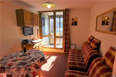 Location au ski Studio 3 personnes (513) - Résidence les Hauts de Vanoise - Val Thorens