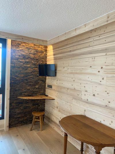 Location au ski Studio 2 personnes (409) - Résidence les Hauts de Vanoise - Val Thorens - Cuisine