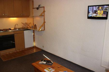 Location au ski Studio 2 personnes (409) - Residence Les Hauts De Vanoise - Val Thorens - Kitchenette