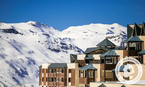 Location Val Thorens : Résidence les Temples du Soleil - Maeva Home hiver