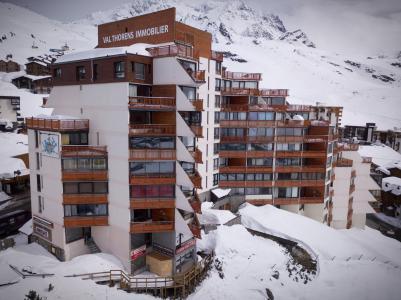 Location au ski Studio cabine 4 personnes (513) - Résidence les Trois Vallées - Val Thorens
