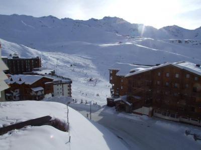 Location au ski Studio cabine 4 personnes (405) - Résidence les Trois Vallées - Val Thorens