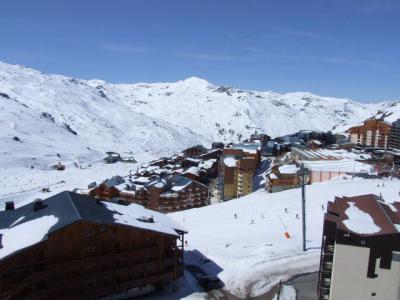 Location au ski Appartement 2 pièces 4 personnes (908) - Residence Les Trois Vallees - Val Thorens - Canapé