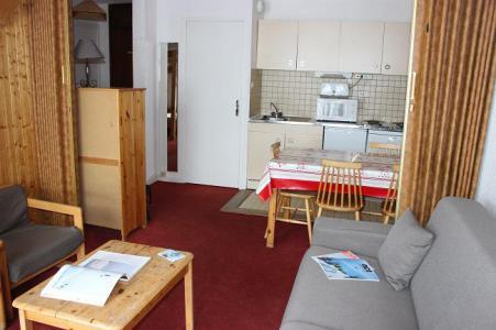 Location au ski Appartement 2 pièces 4 personnes (908) - Résidence les Trois Vallées - Val Thorens - Séjour