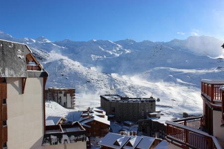 Location au ski Appartement 2 pièces cabine 4 personnes (814) - Résidence les Trois Vallées - Val Thorens - Canapé