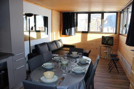 Location au ski Appartement 2 pièces cabine 4 personnes (814) - Résidence les Trois Vallées - Val Thorens - Table