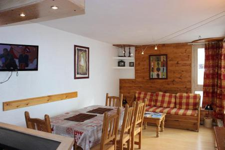 Location au ski Appartement 2 pièces cabine 6 personnes (619) - Residence Les Trois Vallees - Val Thorens - Séjour