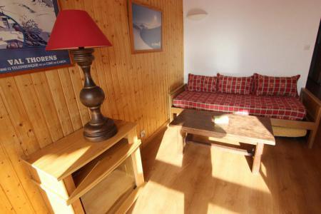 Location au ski Appartement 2 pièces cabine 6 personnes (905) - Résidence les Trois Vallées - Val Thorens - Canapé