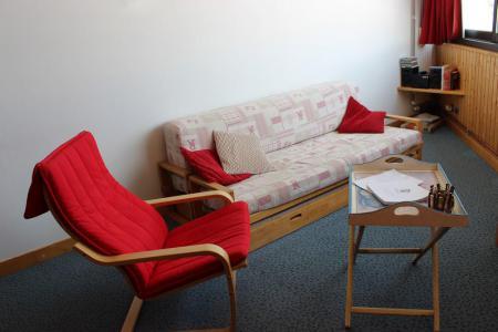 Location au ski Appartement 3 pièces cabine 6 personnes (703) - Résidence les Trois Vallées - Val Thorens - Canapé