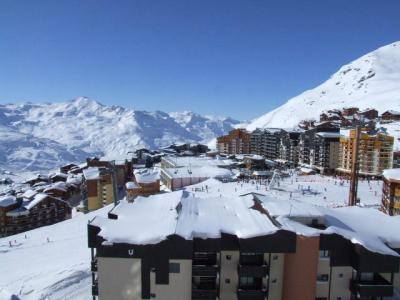 Location au ski Appartement 3 pièces cabine 6 personnes (703) - Résidence les Trois Vallées - Val Thorens - Lavabo