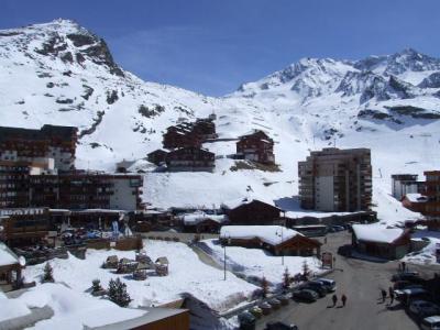 Location au ski Studio 2 personnes (901) - Residence Les Trois Vallees - Val Thorens - Extérieur hiver