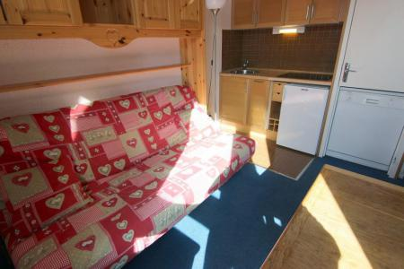 Location au ski Studio 2 personnes (709) - Residence Les Trois Vallees - Val Thorens - Séjour