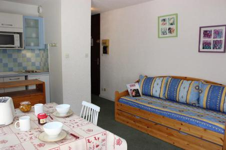 Location au ski Studio 2 personnes (901) - Residence Les Trois Vallees - Val Thorens - Banquette