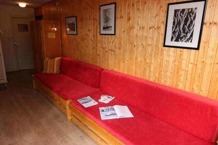 Location au ski Studio 3 personnes (515) - Residence Les Trois Vallees - Val Thorens - Lavabo