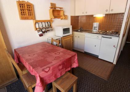 Location au ski Studio 3 personnes (623) - Residence Les Trois Vallees - Val Thorens - Kitchenette