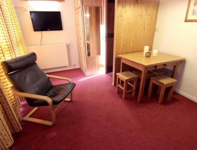 Location au ski Studio 3 personnes (906) - Residence Les Trois Vallees - Val Thorens - Lavabo
