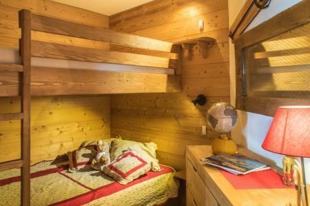 Location au ski Studio cabine 4 personnes (513) - Residence Les Trois Vallees - Val Thorens - Canapé