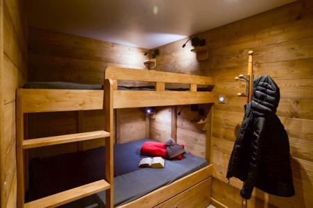 Location au ski Studio cabine 4 personnes (810) - Résidence les Trois Vallées - Val Thorens - Table