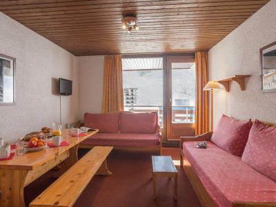 Location au ski Appartement 2 pièces coin montagne 6 personnes - Résidence Maeva le Schuss - Val Thorens