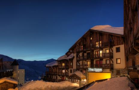 Location Val Thorens : Résidence Montana Plein Sud hiver