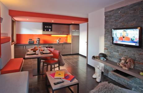 Location 8 personnes Appartement 4 pièces mezzanine 8 personnes - Résidence Montana Plein Sud