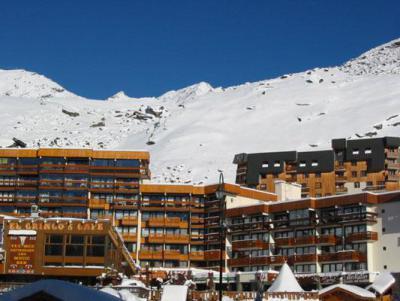 Location au ski Studio 4 personnes (200) - Résidence Névés - Val Thorens