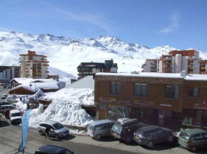 Location au ski Studio 4 personnes (66) - Résidence Névés - Val Thorens