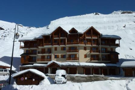 Location au ski Residence Neves - Val Thorens - Extérieur hiver