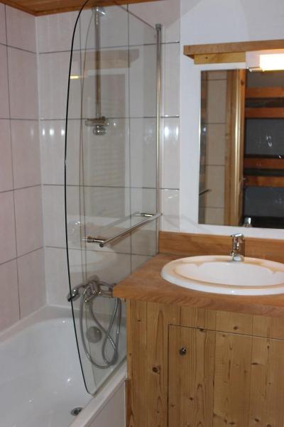 Location au ski Studio 4 personnes (66) - Résidence Névés - Val Thorens - Salle de bains