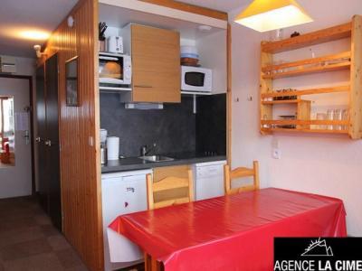 Location au ski Appartement 2 pièces 4 personnes (21) - Residence Orsiere - Val Thorens - Canapé-lit