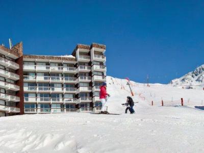 Location Val Thorens : Résidence Pierre & Vacances le Gypaète hiver