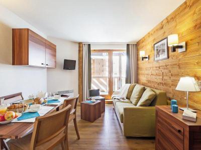 Location au ski Appartement 2 pièces 3-5 personnes - Résidence Pierre & Vacances le Machu Pichu - Val Thorens