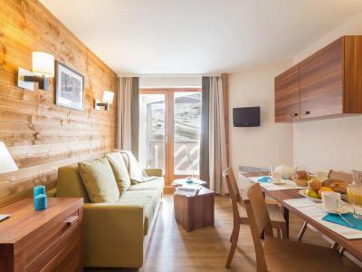 Location au ski Appartement 2 pièces 6 personnes - Résidence Pierre & Vacances le Machu Pichu - Val Thorens