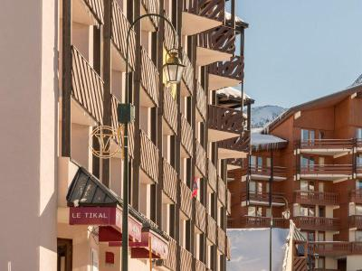 Rent in ski resort Résidence Pierre & Vacances le Tikal - Val Thorens