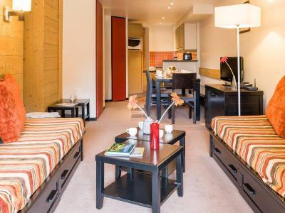 Location au ski Appartement 4 pièces 6-8 personnes - Résidence Pierre & Vacances le Tikal - Val Thorens