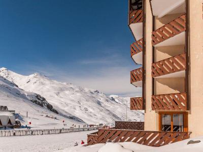 Location Val Thorens : Résidence Pierre & Vacances les Temples du Soleil hiver